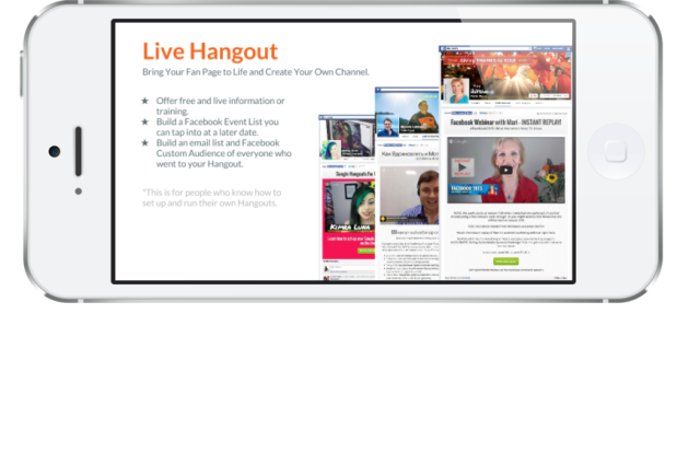 Hangout Presentation Slide front facing white (2)
